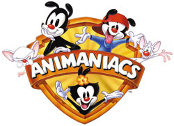 Animaniacs released to DVD!